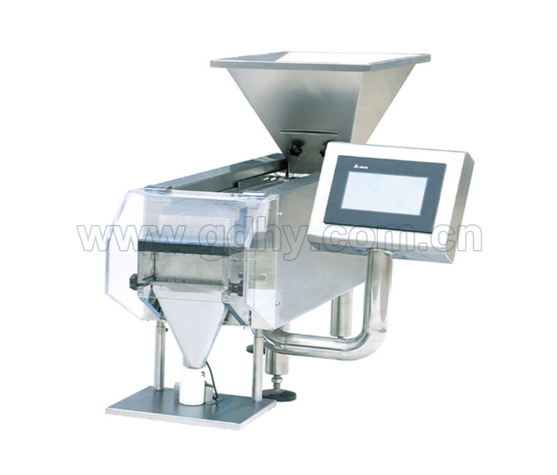 JS-8A Capsule Counting and Filling Machine